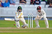 Billy Root of Nottinghamshire batting during the Specsavers County Champ Div 1 match between Somerset County Cricket Club and Nottinghamshire County Cricket Club at the Cooper Associates County Ground, Taunton, United Kingdom on 22 September 2016. Photo by Graham Hunt.