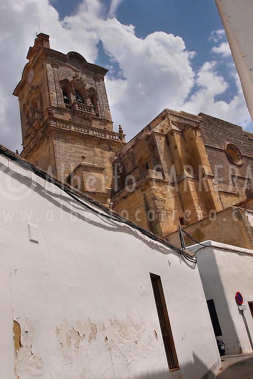 Alberto Carrera, San Pedro Curch, Arcos de la Frontera, Cádiz Province, Andalusia, Spain, Europe