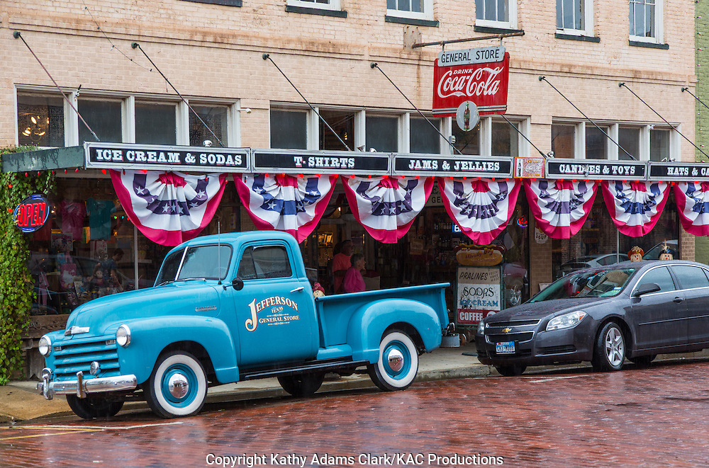 The Jefferson General Store is a step back in time.  Stop in for candy, ice cream,  and gifts.