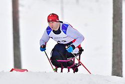 BEREZIN Yuriy, KAZ, LW12 at the 2018 ParaNordic World Cup Vuokatti in Finland