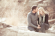 Audrey & Chad Engagement Photos in Glenwood Springs
