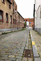 A small street in Brugge