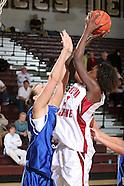 Southern Nazarene BBall vs John Brown Univ - 3/1/2007