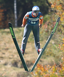10.10.2010, ENERGIE AG Skisprungarena, Hinzenbach, AUT, Oesterreichische Staatsmeisterschaften Skispringen, im Bild Loitzl Wolfgang, EXPA Pictures © 2010, PhotoCredit: EXPA/ R. Hackl