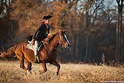 Stuart Lilly as Jack Jouett, who rode all night to warn Thomas Jefferson that  British troops were closing in on his home.
