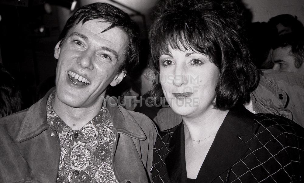Stephen and Gillian, New Order, The Haçienda, Manchester, 1989
