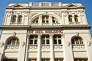 De Mel Building. Colombo Fort. Sri Lanka.