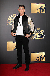 Miles Teller, at the 2016 MTV Movie Awards, Warner Bros. Studios, Burbank, CA 04-09-16. EXPA Pictures © 2016, PhotoCredit: EXPA/ Photoshot/ Martin Sloan<br /> <br /> *****ATTENTION - for AUT, SLO, CRO, SRB, BIH, MAZ, SUI only*****