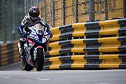 Danny WEBB, Penz13 BMW Motorrad Motorsport, BMW Motorrad<br /> 64th Macau Grand Prix. 15-19.11.2017.<br /> Suncity Group Macau Motorcycle Grand Prix - 51st Edition<br /> Macau Copyright Free Image for editorial use only