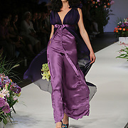 NLD/Amsterdam/20080724 - Modeshow Percy Irausquin tijdens de AIFW 2008,