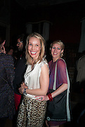 ISABELLA SHERLOCK, Andrea Dibelius of the EMDASH Foundation hosts party to celebrate the Austrian Pavilion and artist Mathias Poledna at the Venice Biennale. Palazzo Barbaro, Venice. 30 May 2013<br /> <br /> <br /> Venice. Venice Bienalle. 28 May 2013