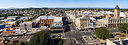 Ballarat Panorama from old Post Office Tower