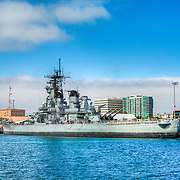 USS Iowa_San Pedro
