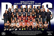 2018 Willetton JFC