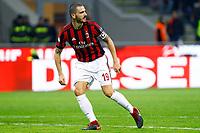 Leonardo Bonucci  - Milan - Tim Cup - Ottavi di Finale - Milan-Verona