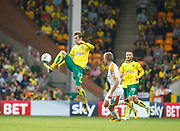 Norwich City's James Maddison during the EFL Sky Bet Championship match between Norwich City and Hull City at Carrow Road, Norwich, England on 14 October 2017. Photo by John Marsh.