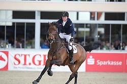Hanley Cameron, (IRL), Cas 2<br /> CSI4* Grand Prix DKB-Riders Tour<br /> Horses & Dreams meets Denmark - Hagen 2016<br /> © Hippo Foto - Stefan Lafrentz