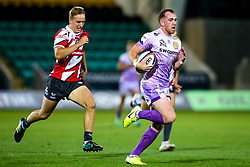 Max Bodilly of Exeter Chiefs - Mandatory by-line: Robbie Stephenson/JMP - 13/09/2019 - RUGBY - Franklin's Gardens - Northampton, England - Exeter Chiefs 7s v Gloucester Rugby 7s - Premiership Rugby 7s