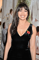 DAISY LOWE at the launch of the Space NK Global Flagship store at 285-287 Regent Street, London on 10th November 2016.