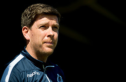 Bristol Rovers manager Darrell Clarke - Mandatory by-line: Alex James/JMP - 08/04/2017 - FOOTBALL - Cherry Red Records Stadium - Kingston upon Thames, England - AFC Wimbledon v Bristol Rovers - Sky Bet League One