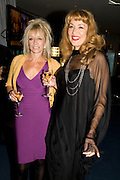 JO WOOD; JERRY HALL, GQ 2008 Men of the Year awards. Royal Opera House. Covent Garden. London. 2 September 2008 *** Local Caption *** -DO NOT ARCHIVE-© Copyright Photograph by Dafydd Jones. 248 Clapham Rd. London SW9 0PZ. Tel 0207 820 0771. www.dafjones.com.