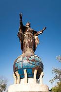 Dili East Timor Leste Asia Cristo Rei of Dili statue of Jesus