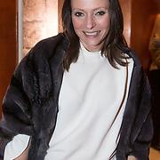 NLD/Amsterdam/20140308 - Modeshow Mart Visser 2014 S/S, Maybritt Mobach
