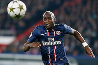 FOOTBALL - CHAMPIONS LEAGUE 2012/2013 PSG VS ZAGREB - 06/11/2012 - MOHAMED SISSOKO (PARIS SAINT-GERMAIN)