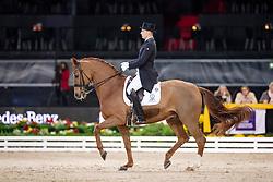 Wandres Frederic, GER, Duke of Britain<br /> Stuttgart - German Masters 2018<br /> © Hippo Foto - Stefan Lafrentz