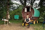 &quot;Gypsy&quot; John McGuiness<br />Penpont<br />Dumfries<br />Scotland