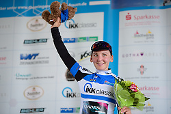 Lisa Brennauer (CANYON//SRAM Racing) continues to lead the best German classification at Thüringen Rundfarht 2016 - Stage 6 a 130 km road race starting and finishing in Schleiz, Germany on 20th July 2016.