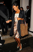 07.SEPTEMBER.2011. LONDON<br /> <br /> THANDIE NEWTON LEAVING THE MAYFAIR ARTS CLUB AFTER ATTENDING A COACH & GWYNETH PALTROW DINNER TO CELEBRATE THE 70TH ANNIVERSARY OF THE BAG COMPANY.<br /> <br /> BYLINE: EDBIMAGEARCHIVE.COM<br /> <br /> *THIS IMAGE IS STRICTLY FOR UK NEWSPAPERS AND MAGAZINES ONLY*<br /> *FOR WORLD WIDE SALES AND WEB USE PLEASE CONTACT EDBIMAGEARCHIVE - 0208 954 5968*