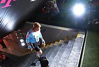 Fotball<br /> Bundesliga Tyskland<br /> 02.09.2008<br /> Foto: Witters/Digitalsport<br /> NORWAY ONLY<br /> <br /> Oliver Kahn, ein letztes Mal die Stufen in die Allianz-Arena<br /> <br /> Abschiedsspiel Oliver Kahn Bayern München - Deutschland