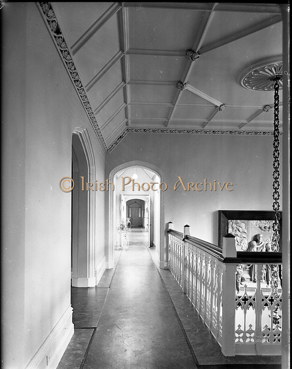 Interiors of Saint John of God, Killarney.12.09.1961