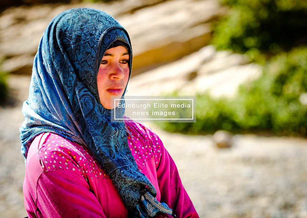 Portrait of a young girl in the Dades Valley, southern Morocco<br /> <br /> (c) Andrew Wilson | Edinburgh Elite media
