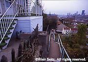 Pittsburgh, PA, Walkways, Hillside Houses, Southside