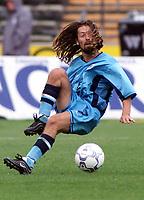 08.09.2001 MŸnchen, Deutschland,<br />1.Fussball Bundesliga, TSV 1860 MŸnchen - 1.FC NŸrnberg, MŸnchens Eric Mykland.<br />© Peter Schatz/Digitalsport