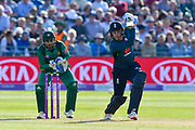 Jason Roy of England batting during the third Royal London One Day International match between England and Pakistan at the Bristol County Ground, Bristol, United Kingdom on 14 May 2019.
