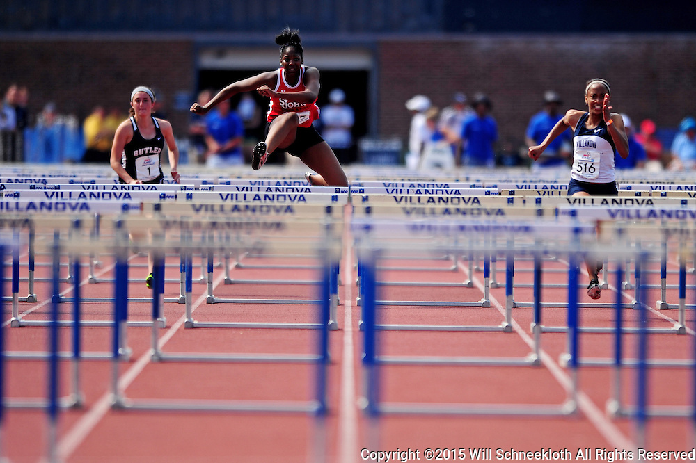 2015 Big East Track and Field Championships on May 8, 2015 at Villanova Stadium in Villanova, PA.