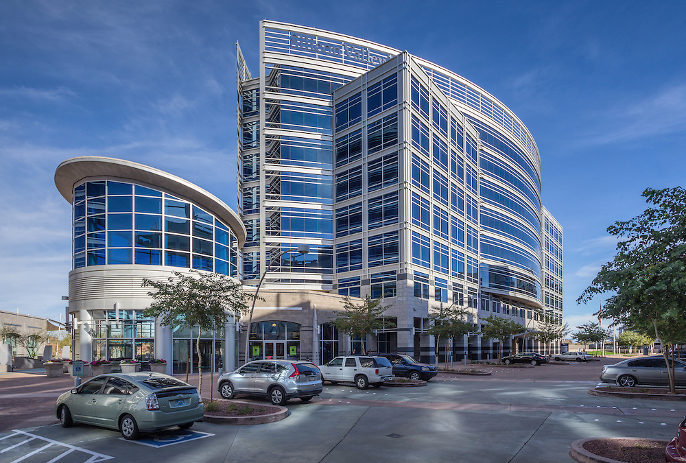 Tempe, Arizona Hayden Ferry Commercial Real Estate Photography