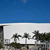AmericanAirlines Arena in Miami, Florida<br />