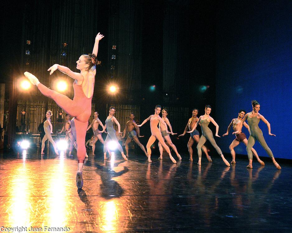 Carmina Burana Day 2 by the Sacramento Ballet. March 2010