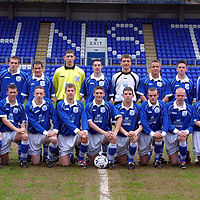 St Johnstone v Aberdeen  SFA Youth Cup Semi-Final 13.04.01<br />
