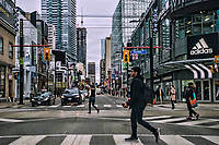 Yonge & Dundas Streets (Dundas Square)