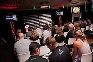 Ironman Asia-Pacific Championship Melbourne. Official Launch. 2012 Ironman Triathlon World Championship. Encore Restaurant, St Kilda, Melbourne, Victoria, Australia. 17/02/2012. Photo By Lucas Wroe