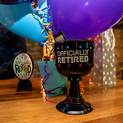 Poulos Retirement Party