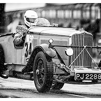 #34, Talbot AV 105 Brooklands Speed (1931), John Polson (GB) and Michael Strauss (GB), Kidston Trophy for Pre-War Sports Cars. 24.07.2015. Silverstone, England, U.K.  Silverstone Classic 2015.