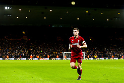James Milner of Liverpool - Mandatory by-line: Robbie Stephenson/JMP - 07/01/2019 - FOOTBALL - Molineux - Wolverhampton, England - Wolverhampton Wanderers v Liverpool - Emirates FA Cup third round proper