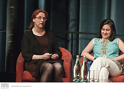 The New Zealand Post Writers and Readers Week gala opening event featured host Kate de Goldi in conversation with Audrey Niffenegger, Kamila Shamsie, Gil Adamson and Neil Cross.