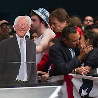 Bernie Sanders at the Miami Rally